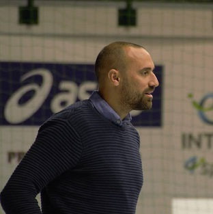 Aitor Canca profile in BeVolleyball