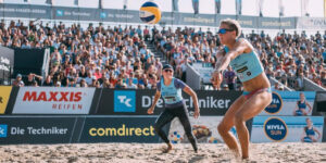 Interview with the beach pro and PhD Elena Kiesling