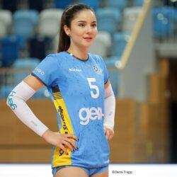 Klara Perić interview for Be Volleyball