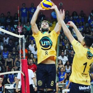 Hiago Garchet for BeVolleyball: A good setter has to be a quick thinker!